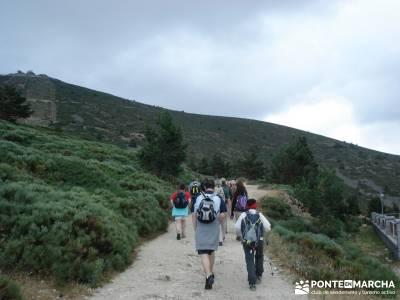 Cuerda de las Cabrillas - Senderismo en el Ocaso;senderismo comunidad de madrid rutas de senderismo
